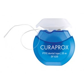 CURAPROX DF 820 PTFE FLOSS TAPE 35 METRI