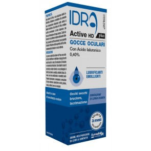 GOCCE OCULARI STERILENS IDRA ACTIVE HD PLUS 10 ML CON ACIDO IALURONICO 0,40%