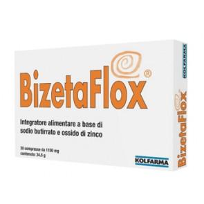BIZETAFLOX 30 COMPRESSE