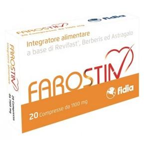 FAROSTIN 20 COMPRESSE 1100 MG