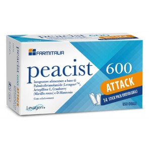 PEACIST 600 ATTACK 14 BUSTINE