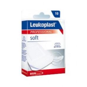LEUKOPLAST SOFT WHITE 72 X 38 CM 10 PEZZI