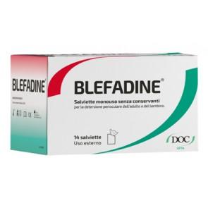 BLEFADINE 14 SALVIETTE MONOUSO PER DETERSIONE PERIOCULARE
