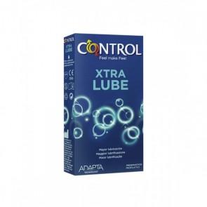 PROFILATTICO CONTROL NEW NATURE 2,0 XTRA LUBE 6 PEZZI