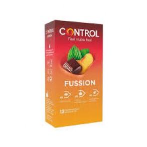 CONTROL NEW FUSSION 12 PEZZI