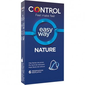 PROFILATTICO CONTROL NEW NATURE EASY WAY 6 PEZZI