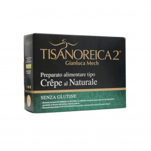 TISANOREICA CREPE NATURALE 30 G X 4 2020