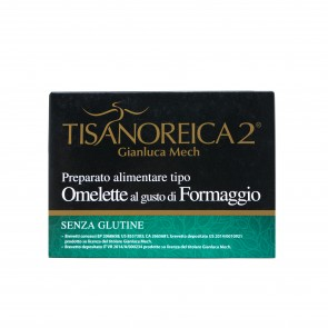 TISANOREICA OMELETTE FORMAGGIO 28 G X 4 2020