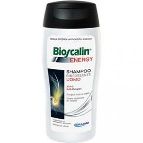 BIOSCALIN ENERGY SHAMPOO 400ML