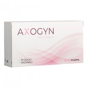 AXOGYN OVULI 10 PEZZI DA 2 G