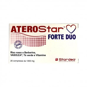 ATEROSTAR FORTE DUO 20CPR