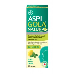 ASPI GOLA NATURA SPRAY M/L20ML