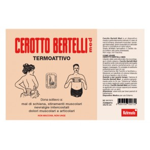BERTELLI CEROTTO MED GRANDE