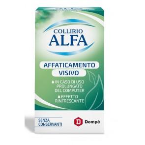 COLLIRIO ALFA AFFAT VISIVO10ML