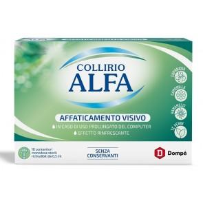 COLLIRIO ALFA AFFAT VISIVO10PZ